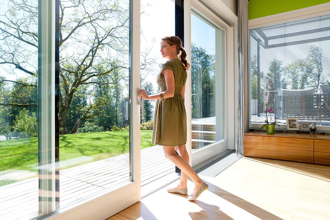 Zdjecie do artykułu: Okna balkonowe – 5 ciekawych rozwiązań